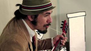 Ricky Kendall - Ozark Country Blues (Music Video)