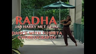 download lagu Radha  Jab Harry Met Sejal  Dance With gratis