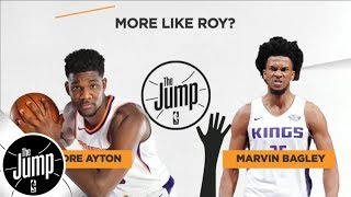 Deandre Ayton or Marvin Bagley III: Who