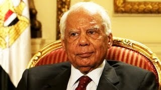 Egyptian Interim Prime Minister Hazem el Beblawi Does Not Fear Civil War  8/22/13