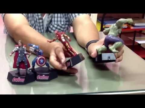 Avengers Age Of Ultron : SF Cinema Popcorn Set Review (Thai)