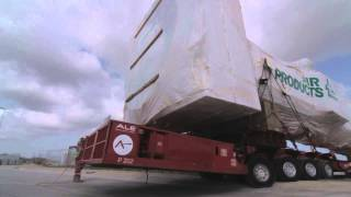 A Day in the Life of an Air Products Driver