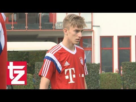 FC Bayern: Sinan Kurt trainiert mit den Profis
