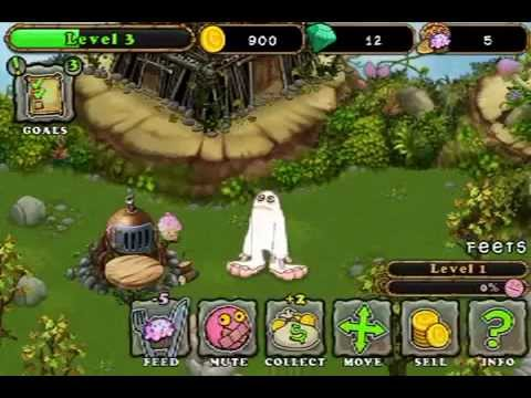my singing monsters gameplay iphone ipad ipod