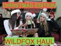 CHRISTMAS EDITION: Wildfox Haul!