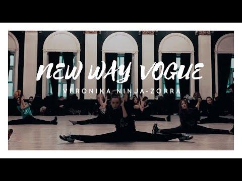 VOGUE - NEW WAY | Veronika Ninja - Zorra