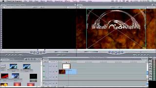 FCE Final Cut Express & LiveType - Basic Tutorial