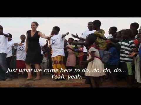PIH/APZU Malawi Flash Mob! (w/ text)