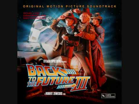 Back to the Future 3 - Main theme