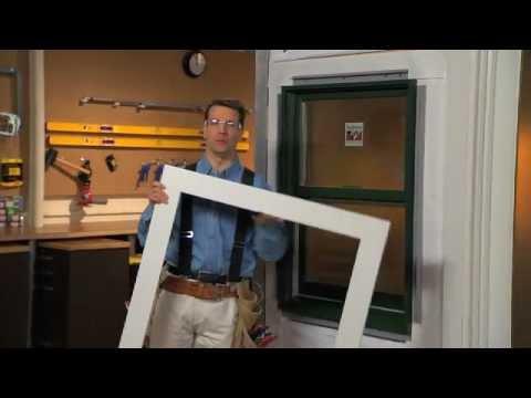 Andersen Exterior Trim Overview Youtube