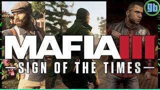 Mafia III Sign Of The Times: Outfits  Release Time