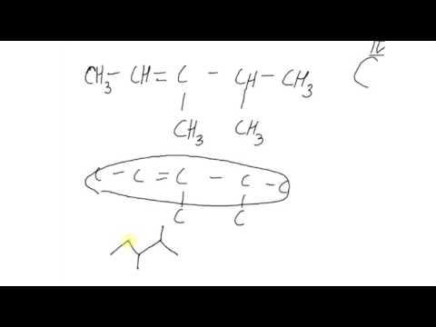 как писать формулы органических веществ? обычный и быстрый способ