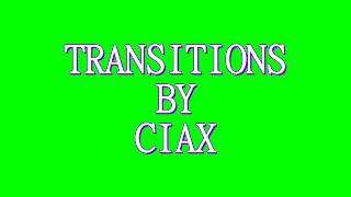 TRANSITIONS FOR SONY VEGAS