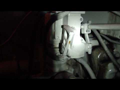 Starting a Locomotive engine Full Sequence: EMD SD40-2 Engine Start up and Shut down