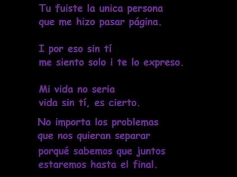 letra de la cancion de friends: