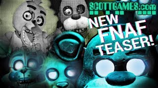 NEW FNAF Game Revealed! (All Teasers Analyzed)