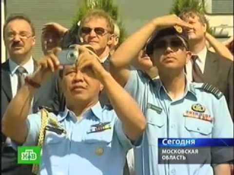 истребитель СУ-35БМ модернизированный