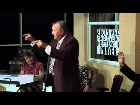 Preaching, Port Charlotte Gospel Tabernacle
