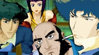 Anime Games Exclusive to Japan: Cowboy Bebop - Region Locked Feat. Dazz