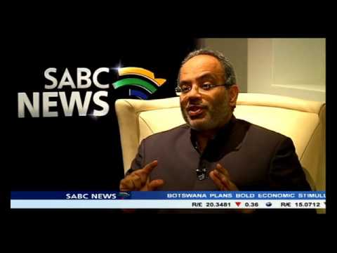 China's real invest in Africa is low by global standards: Dr Carlos Lopes