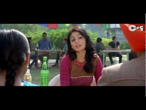 Neeru Gets Angry with Gippy & Diljit - Jihne Mera Dil Luteya - Movie Scenes thumbnail