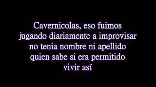 Ricardo Arjona-Cavernicolas (Letra)