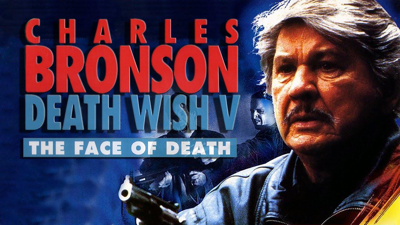 Bronson Death of Death Charles Bronson