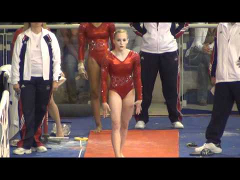 Mykayla Skinner (USA) Jesolo 2012 - VT 15.250