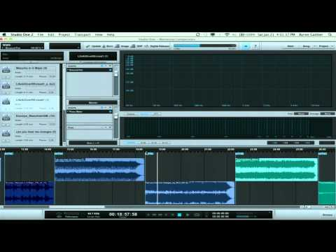 Criag Anderton and Mastering in Studio One - PreSonus - NAMM 2012