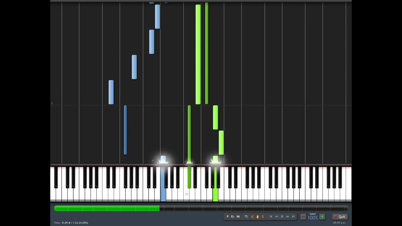 Games for the Piano - Piano Is Easy