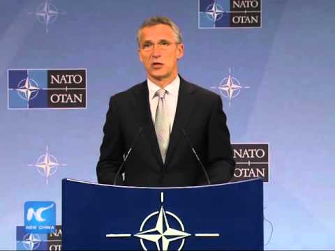NATO expresses concern about Russia's military buildup in Syria