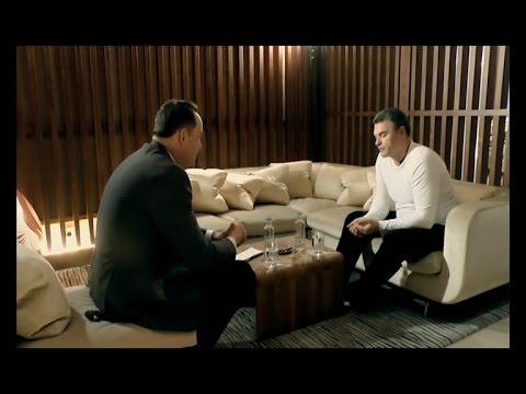 Актер Евгений Дятлов в программе «Простые вопросы» с Егором Хрусталевым