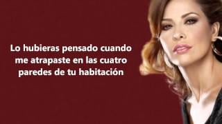 Gloria Trevi - No Querías Lastimarme (Letra 2013)