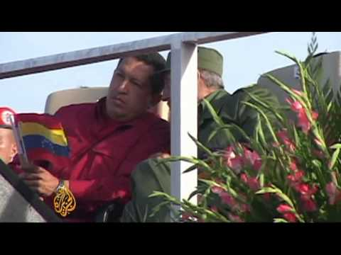 Maduro frontrunner as Venezuela prepares to vote