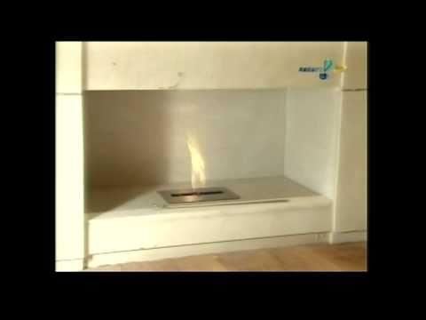 Artfire lareiras a etanol - 18o Mostra Artefacto - Programa Amaury Jr