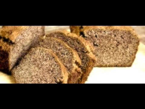 EASY LOW CARB BREAD!
