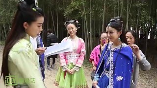 "[BTS] Zhao Li Ying & William Chan - ""I won"