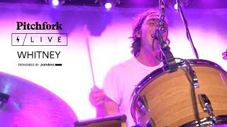 Whitney - PitchforkがBrooklyn Steelにて行われたライブ映像約60分を公開 thm Music info Clip