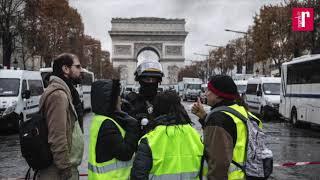 Gilets Jaunes : manifestation du 1er décembre 2018 (Reportage)
