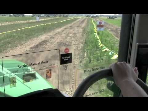 John Deere Product Launch - 7R Series Tractor