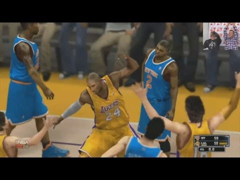 NBA 2K14 - Thoughts on Current Gen Gameplay