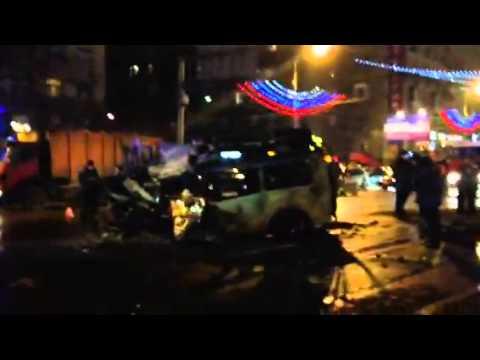 Крупное ДТП на Кутузовском: среди погибших — вице-премьер Дагестана [видео, фото]