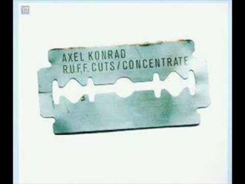 Axel Konrad - Ruff Cuts Concentrate
