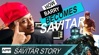 Savitar Barry Time Remnant Explained