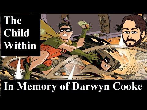 In Memory of Darwyn Cooke Part Two: Batman Variants