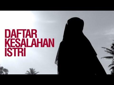 Daftar Kesalahan Istri - Ustadz Ahmad Zainuddin Al-Banjary