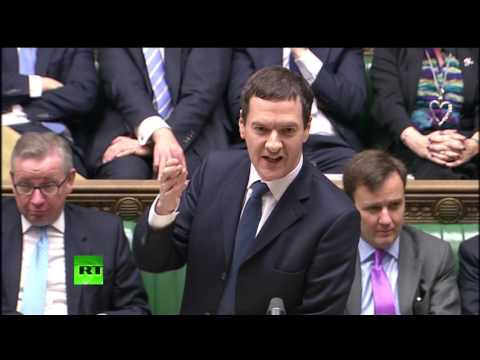 Osborne refuses to apologize and attacks Yvette Cooper