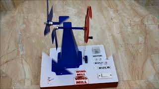 Wind Mill Small Science Project