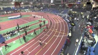 Womens club championship sprint medley relay