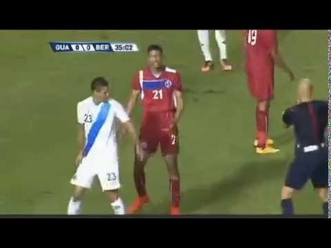 Guatemala Vs Bermuda Full Match - Central America(World Cup Qualifying)